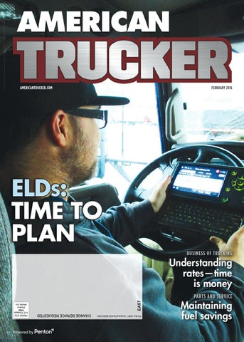 American Trucker February 2016 by American Trucker - issuu