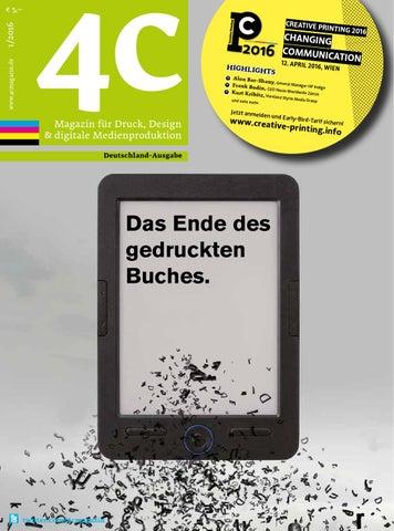 4c Deutschland Ausgabe 1 2016 By 4cmagazin Issuu