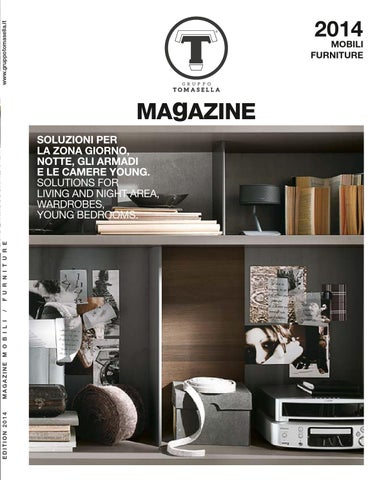 Tomasella magazine flat 2014 by decointeriors issuu for Tomasella industria mobili