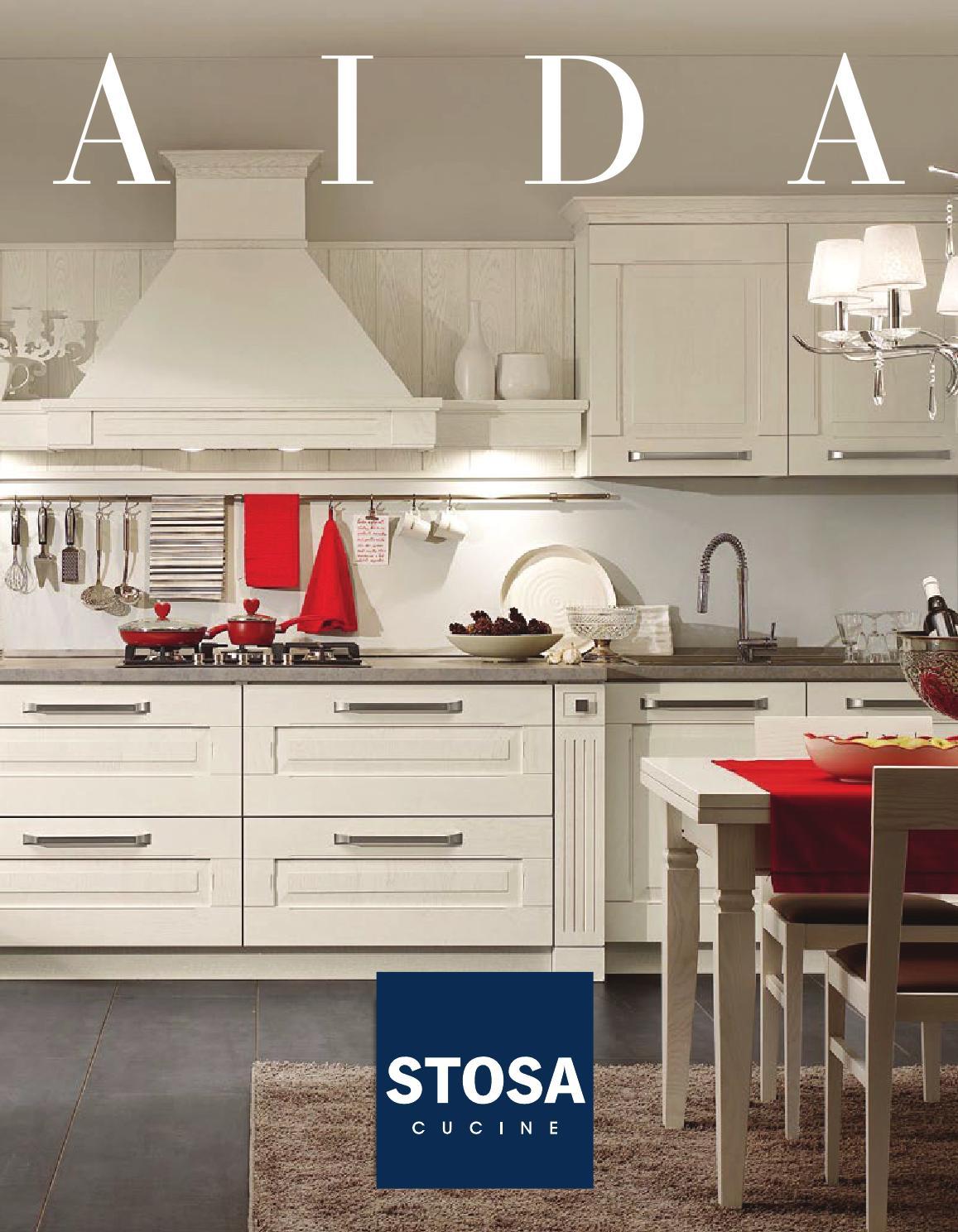 Catalogo cucine classiche stosa aida by stosa cucine issuu for Catalogo cucine