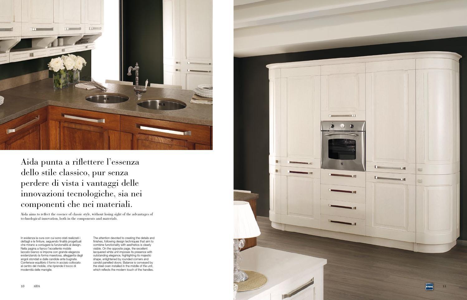 Catalogo cucine classiche stosa aida by STOSA Cucine - issuu