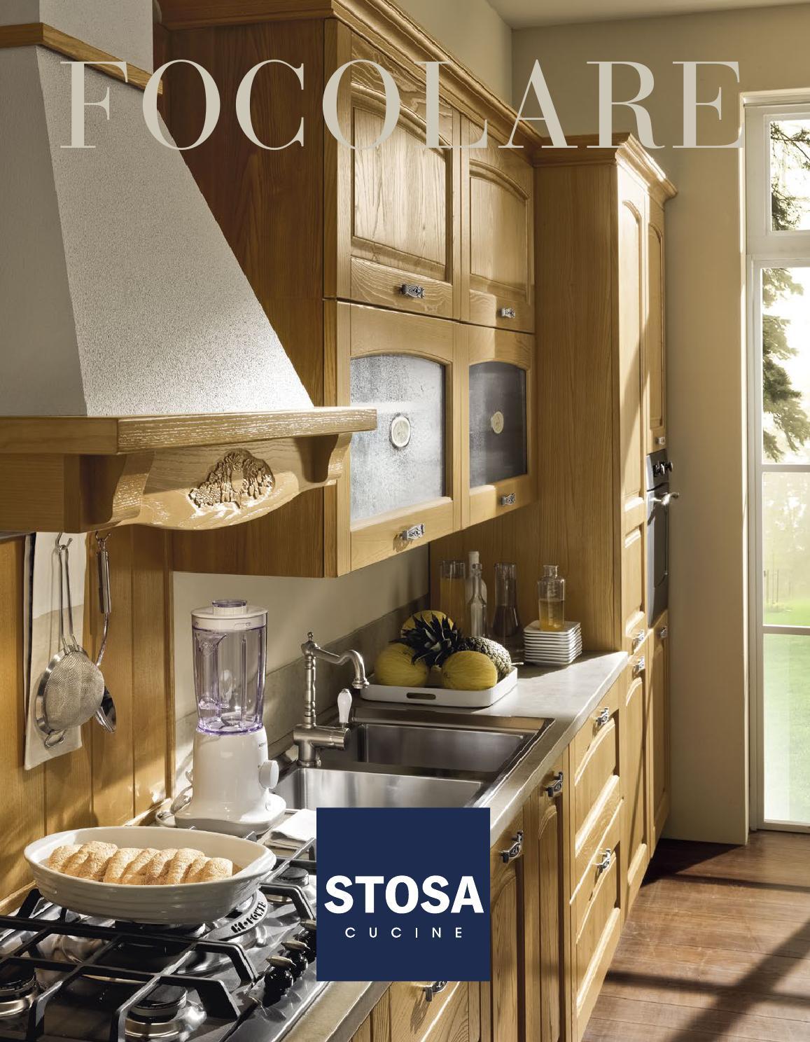 Catalogo cucine classiche stosa focolare by stosa cucine issuu - Stosa cucine catalogo ...