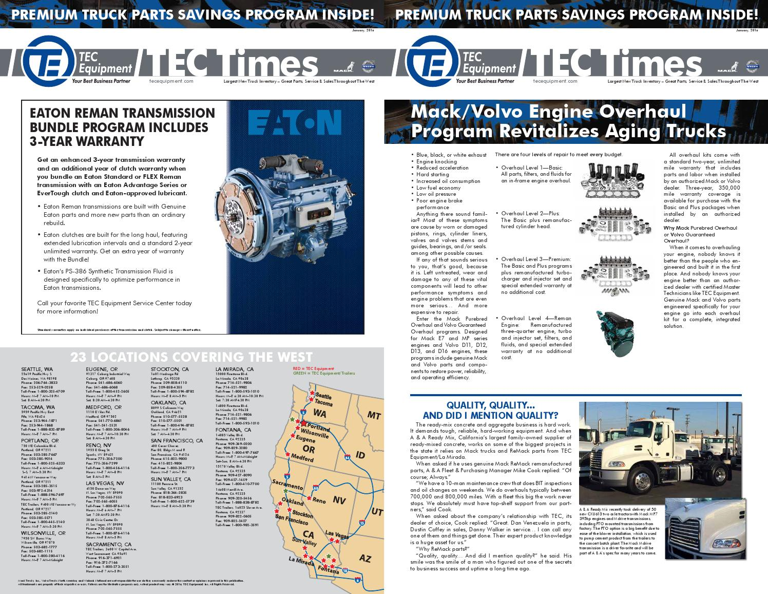 TEC Times by tec equipment - issuu