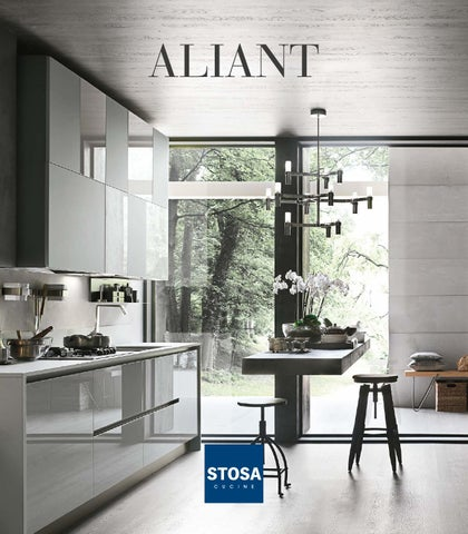 Catalogo cucine moderne stosa aliant by STOSA Cucine - issuu