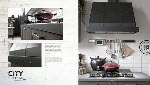 Catalogo cucine moderne stosa city by STOSA Cucine - issuu