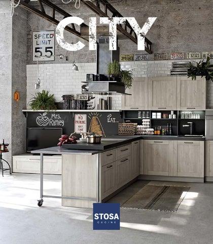Catalogo cucine moderne stosa city by stosa cucine issuu - Cucine salvarani catalogo ...