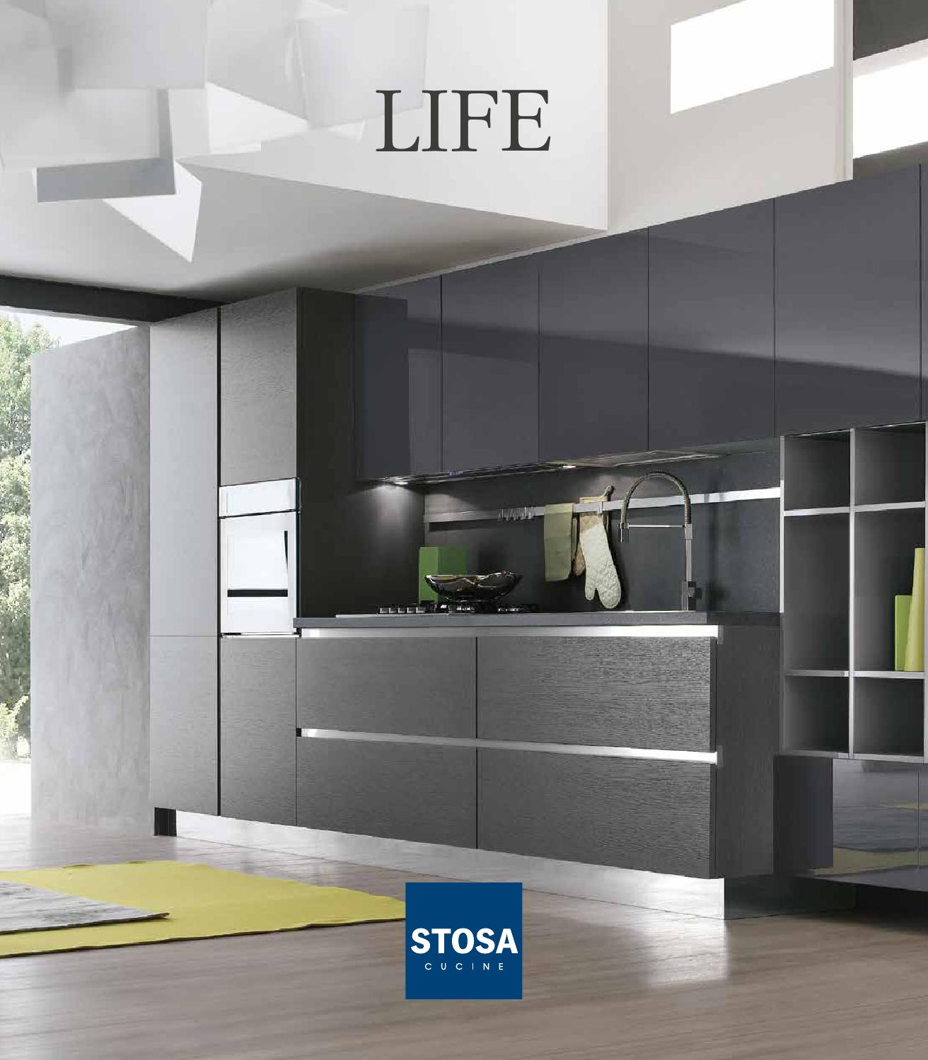 Catalogo cucine moderne stosa life by stosa cucine issuu for Cucine stosa catalogo