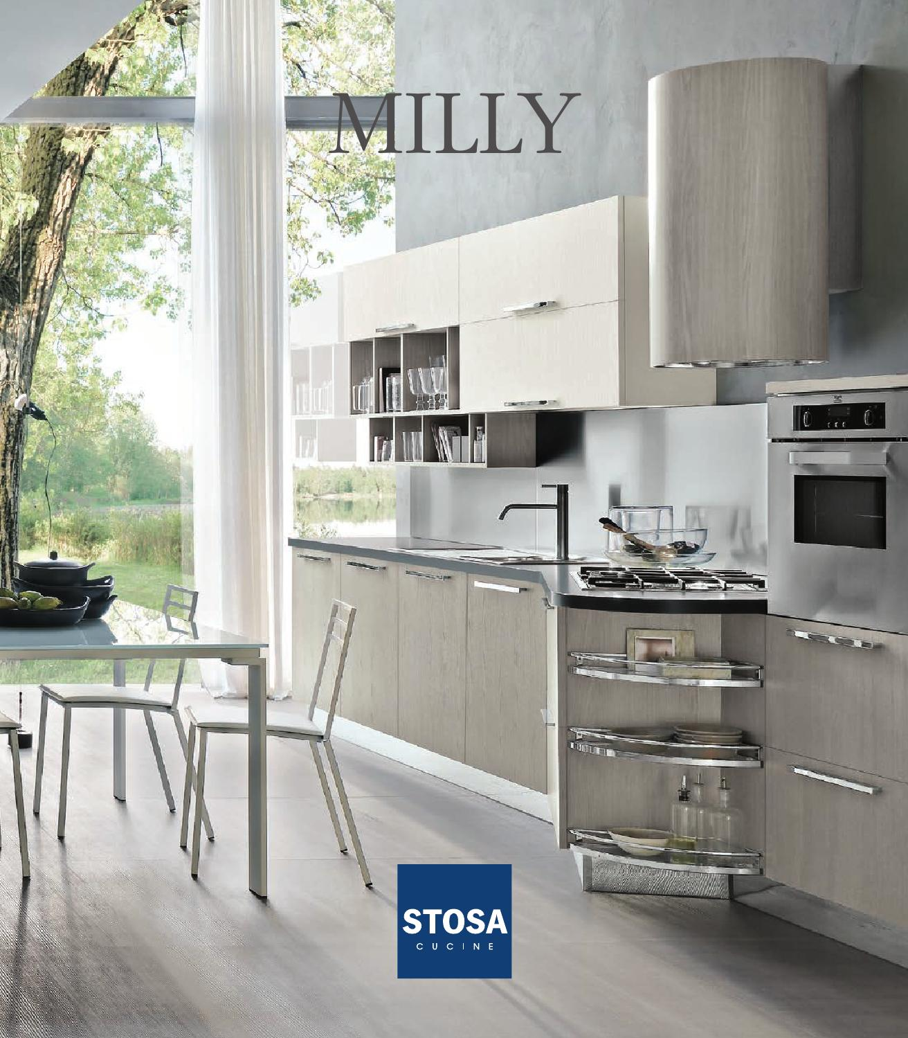 Catalogo cucine moderne stosa milly by STOSA Cucine - issuu