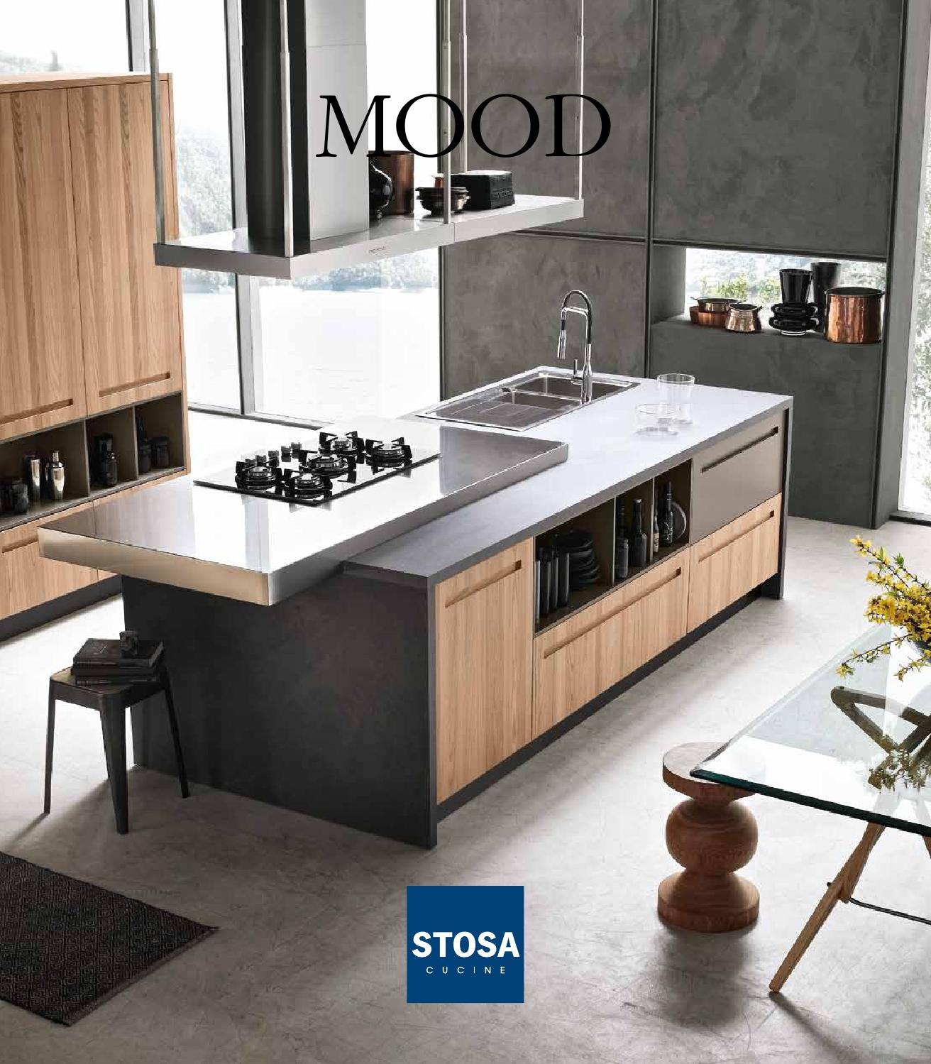 Catalogo cucine moderne stosa mood by STOSA Cucine - issuu