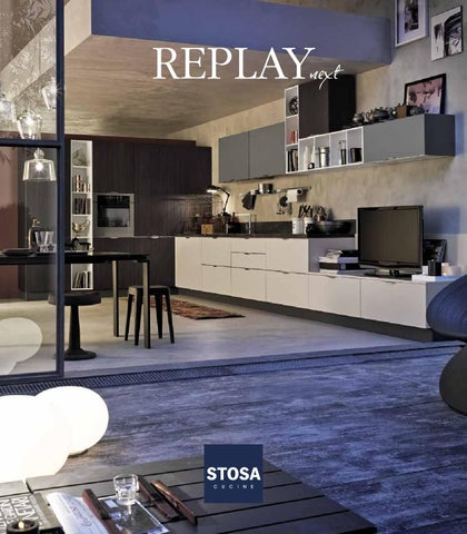 Catalogo cucine moderne stosa replay by STOSA Cucine - issuu
