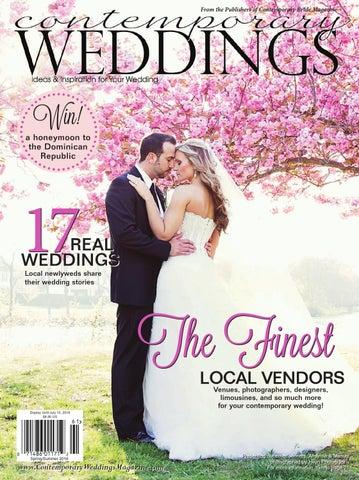 6cfc2a66ca77 Contemporary Weddings Magazine - New York by Contemporary Weddings ...