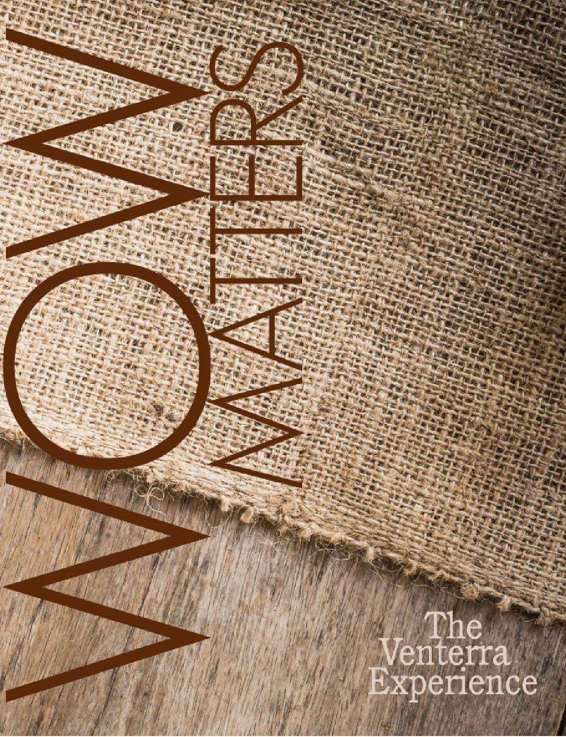 wow matters the venterra experience 7th edition by venterra