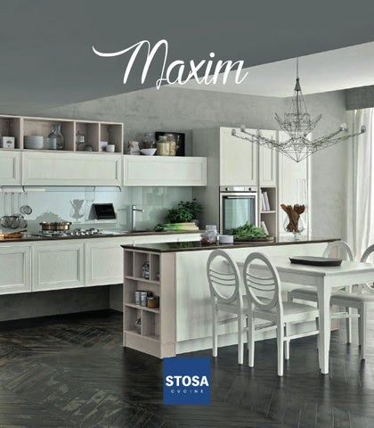 Catalogo cucine stosa maxim by stosa cucine issuu for Cucine catalogo