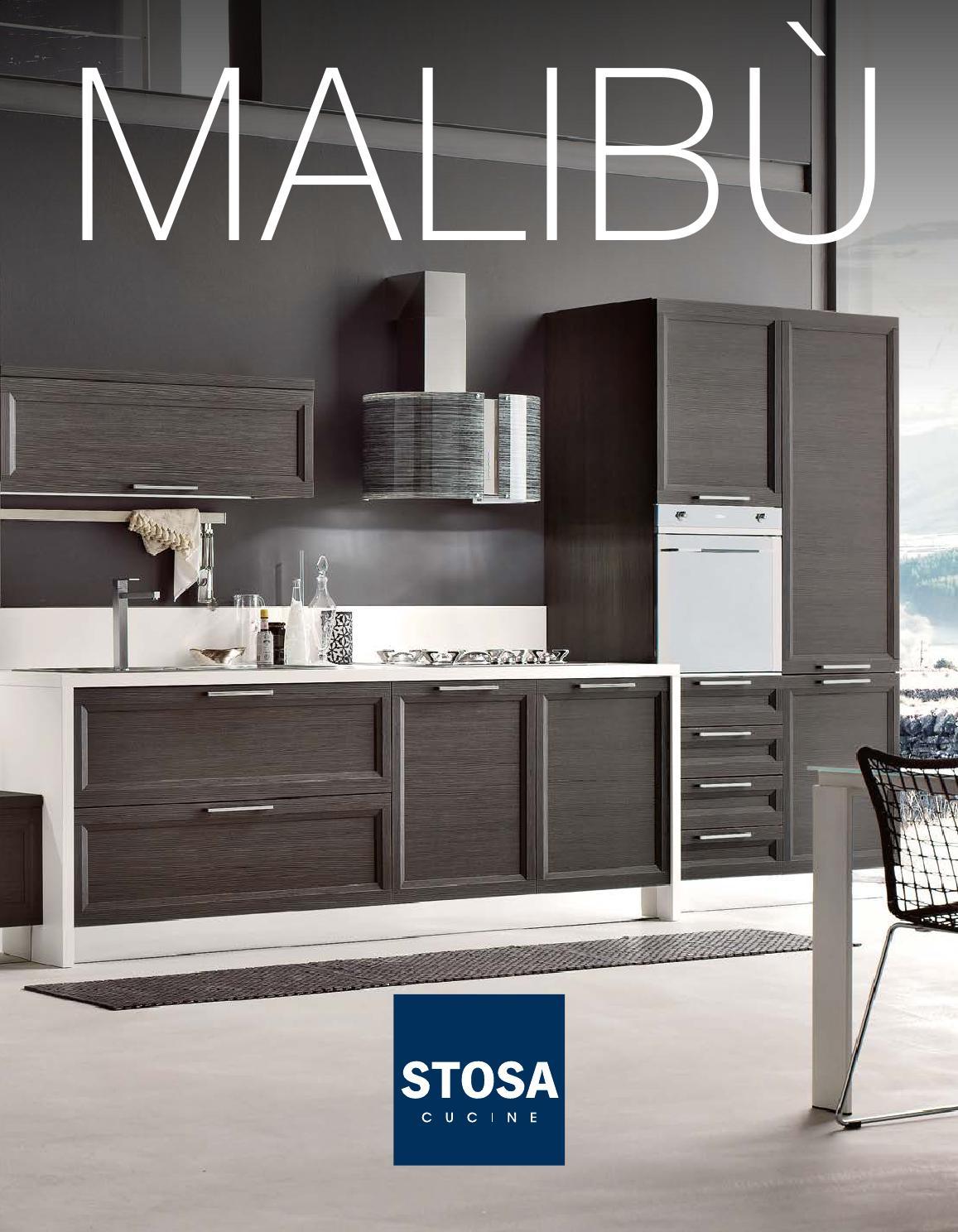 Catalogo cucine stosa moderne malib by stosa cucine issuu for Piani di casa di log di storia singola