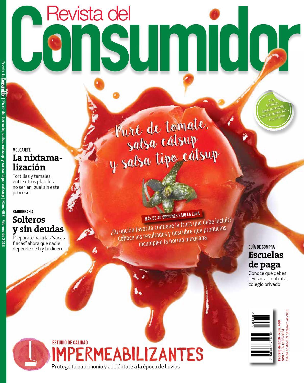 36+ [ Revista Del Consumidor Febrero 2015 Rc456 By Profeco ] - Revista Del Consumidor Febrero ...