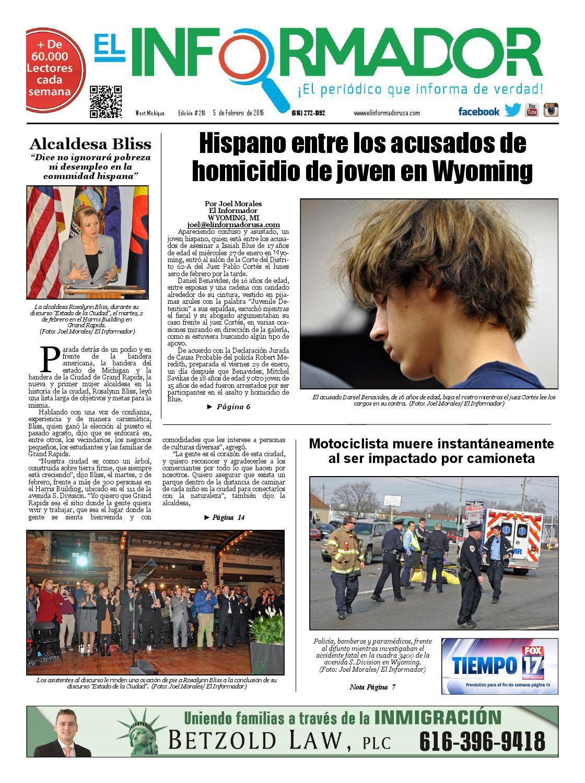 edicion #210 de el informador by el informadorusa - issuu