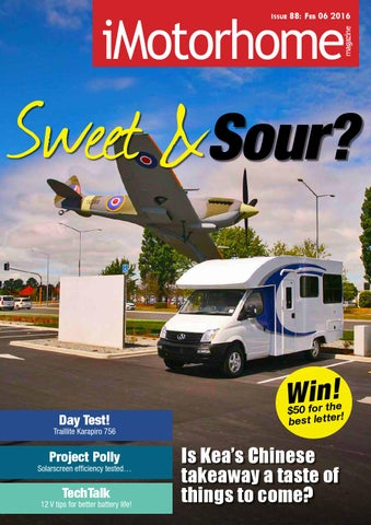 Imotorhome emagazine issue 88 06 february 2016 by imotorhome page 1 fandeluxe Image collections