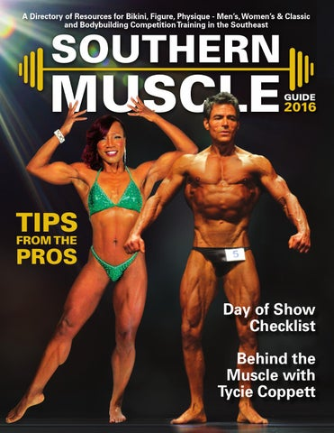 southern muscle guide 2016 by house of payne issuu rh issuu com bodybuilding competition prep guide bodybuilding competition prep guide