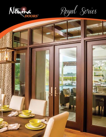 Page 1  sc 1 st  Issuu & Fiberglass Patio Doors by Southeastern Door \u0026 Window - issuu