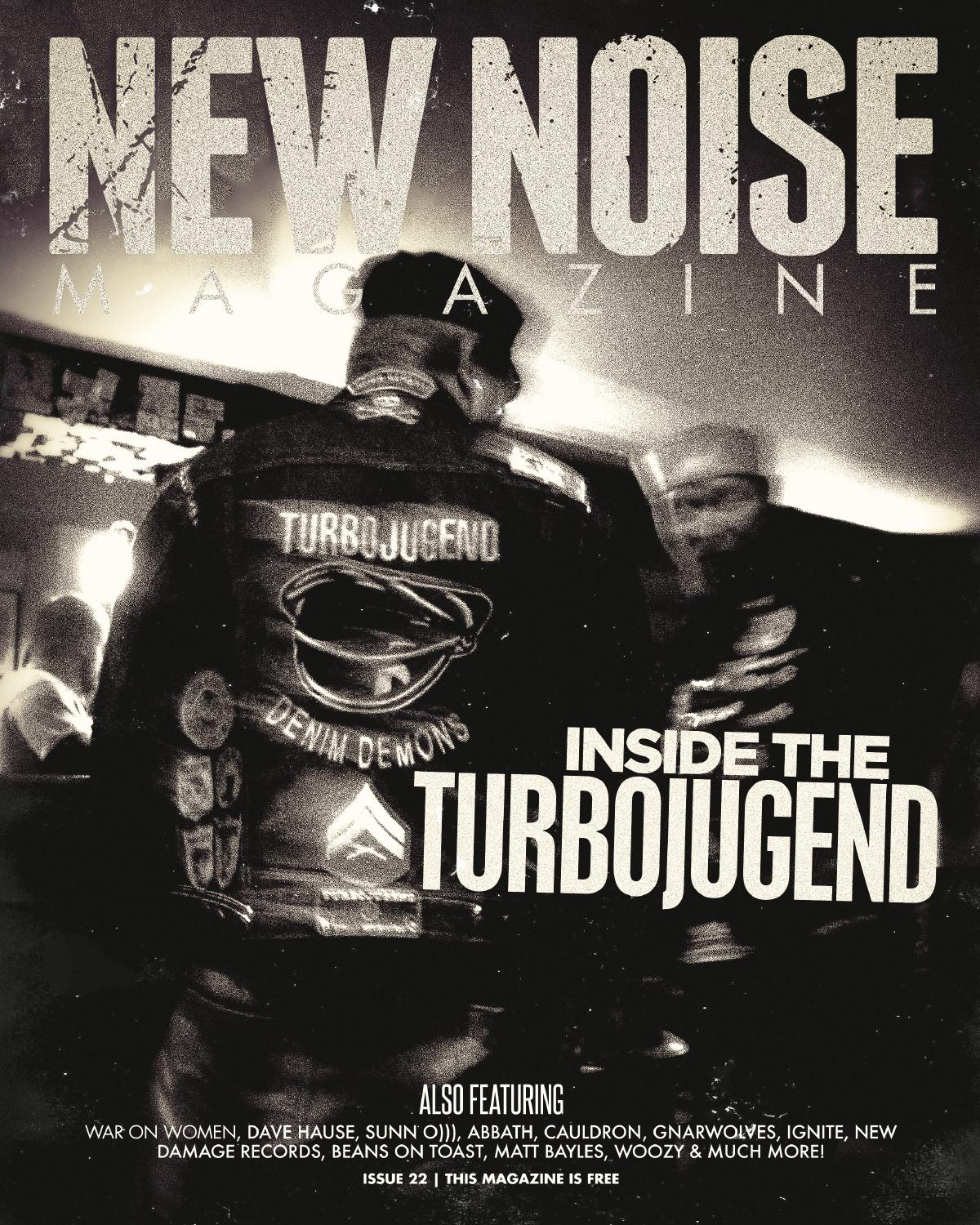 d9b7aefe2a04e New Noise Magazine - Issue  22 by New Noise Magazine - issuu