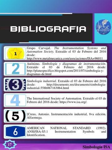Simbologa Isa By Revistasareas4 Issuu