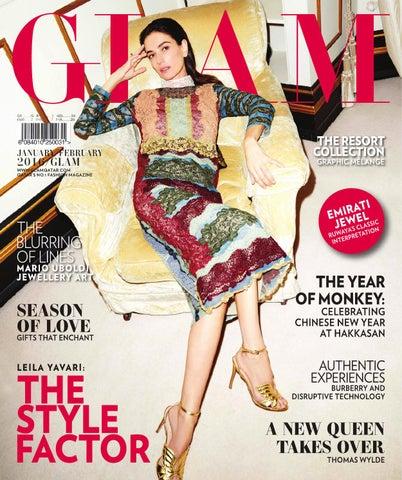 4e5f04de4b63d Glam january february 2016 by Oryx Group of Magazines - issuu