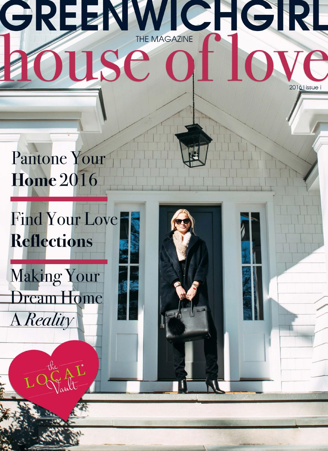 7245f3ecdecbb The greenwich girl magazine issue i 2016 house of love by The ...