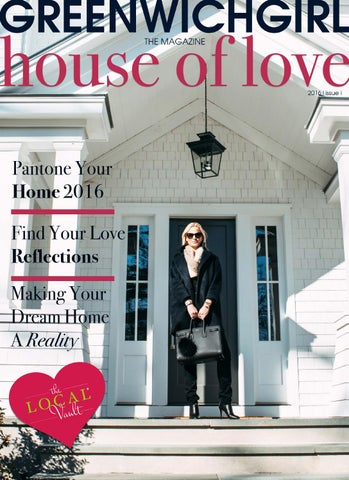 9f436ba818fb The greenwich girl magazine issue i 2016 house of love by The ...