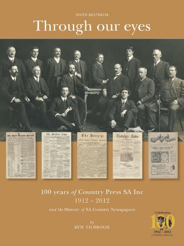 100 years of Country Press SA Inc Book by CountryPressSA - issuu a8752f712
