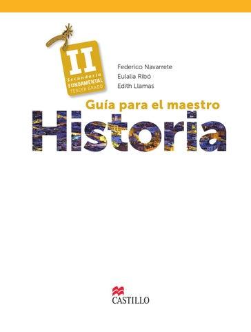 guia para el maestro historia by gaby zurita issuu
