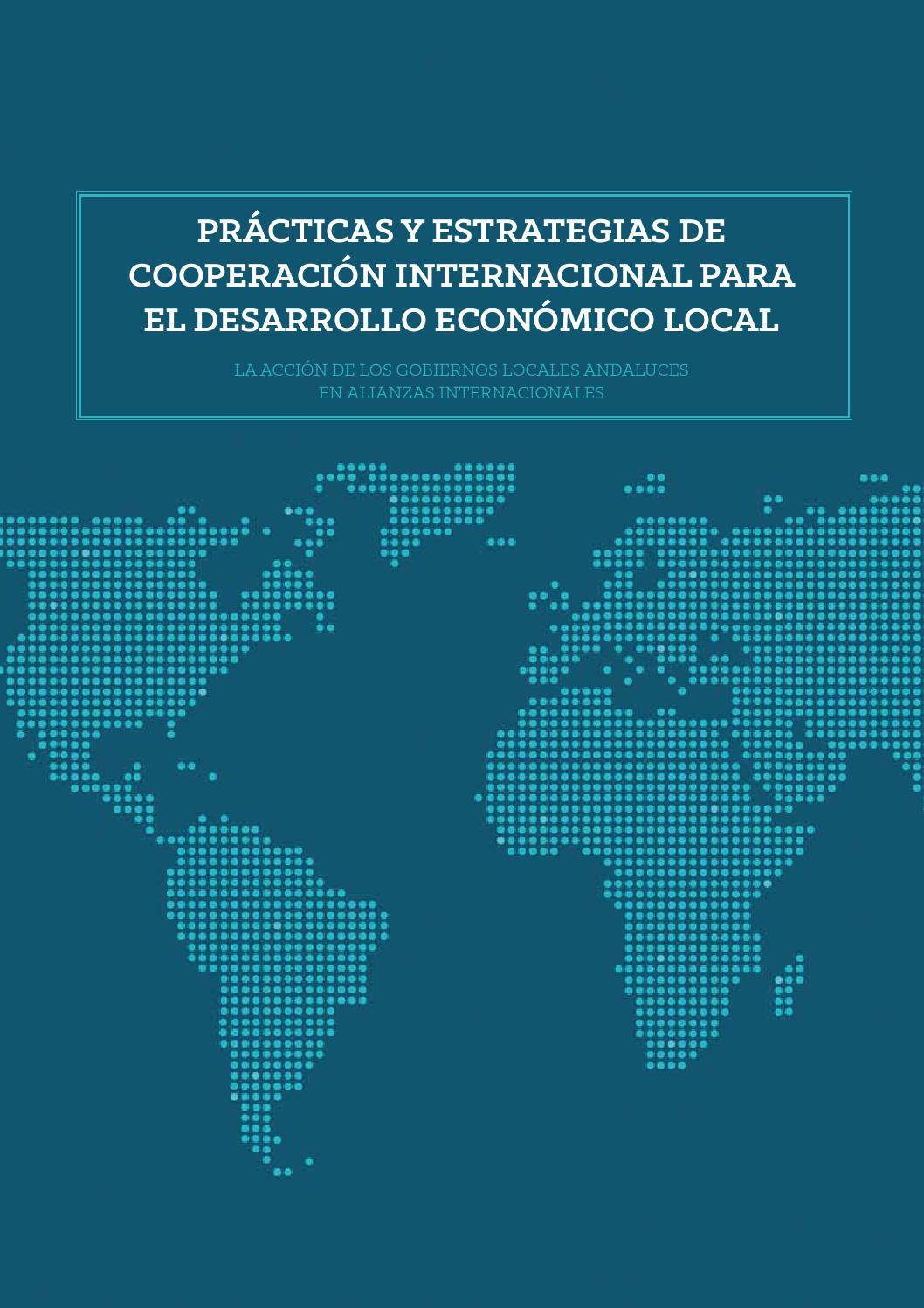 3a9233b1c6ad4 Prácticas y Estrategias de Cooperación Internacional para el Desarrollo  Económico Local by Fondo Andaluz de Municipios para la Solidaridad  Internacional ...