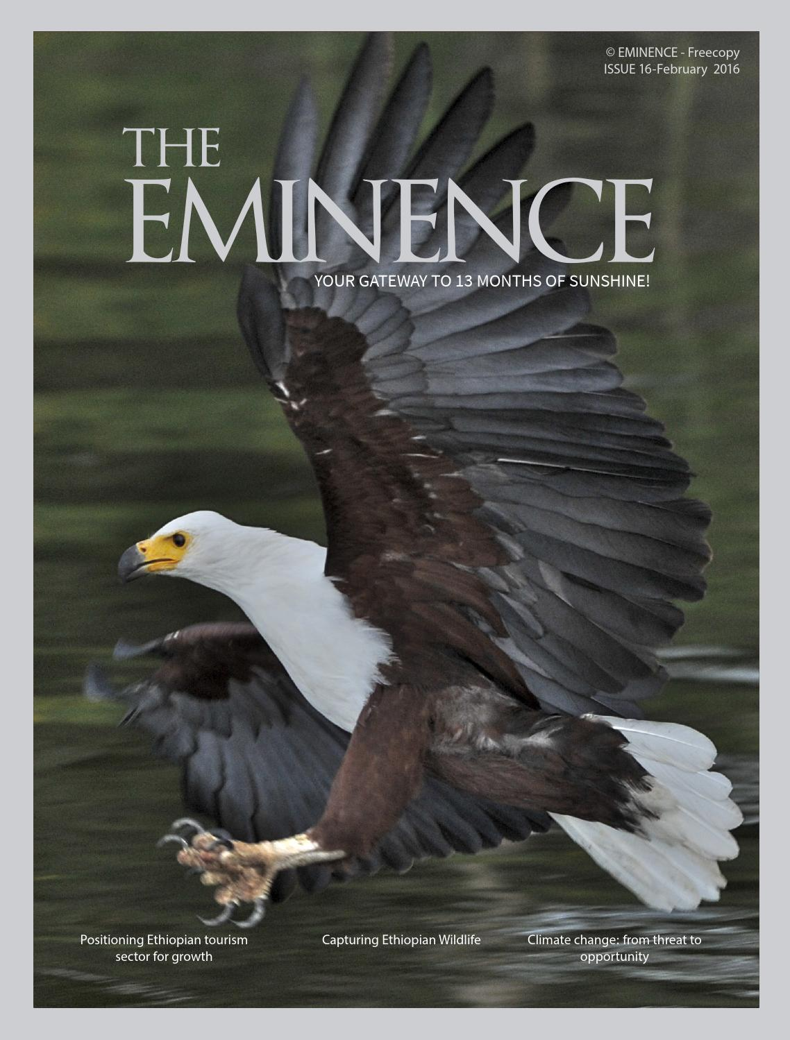 The Eminence ll, February 2016 by The Eminence Magazine - issuu