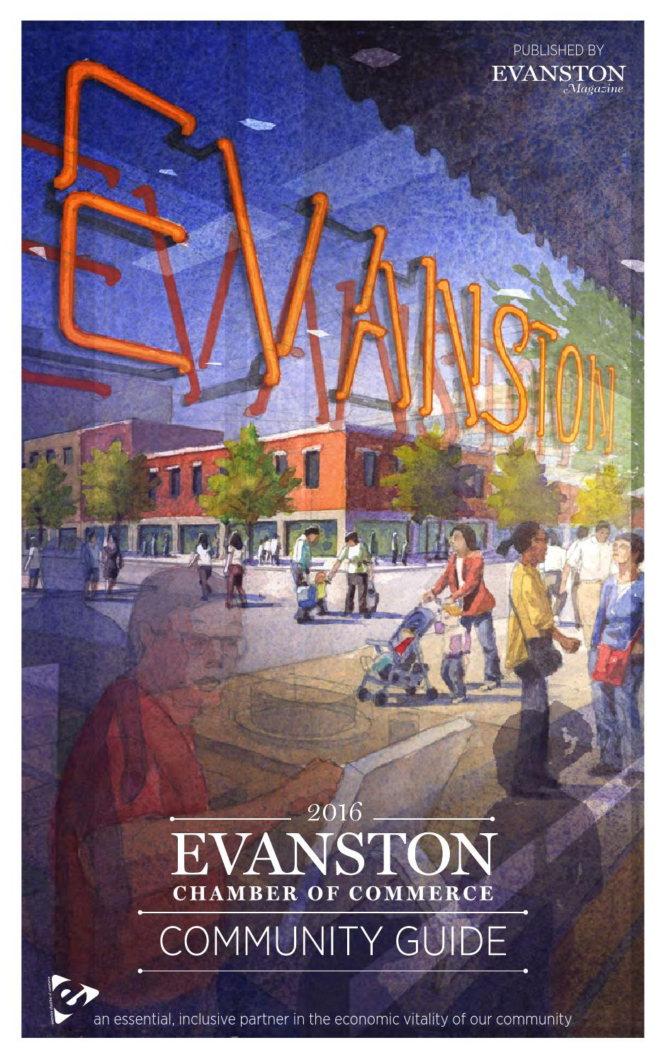 Evanston 2016 Chamber Guide By JWC Media   Issuu