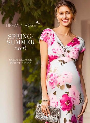 e2225419e5 Tiffany Rose Maternity Spring Summer 2016 by Tiffany Rose Ltd - issuu