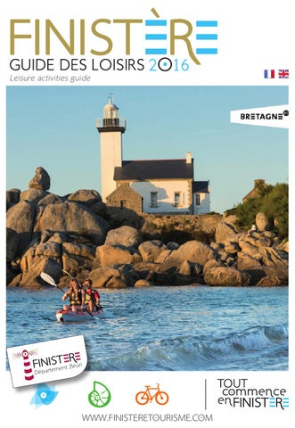 Carte Cezam Ile De Batz.Guide Des Loisirs Edition 2016 By Finistere 360 Issuu