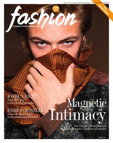 FLIP PAGE FA N 3 4 2016 by Fashionmagazine issuu
