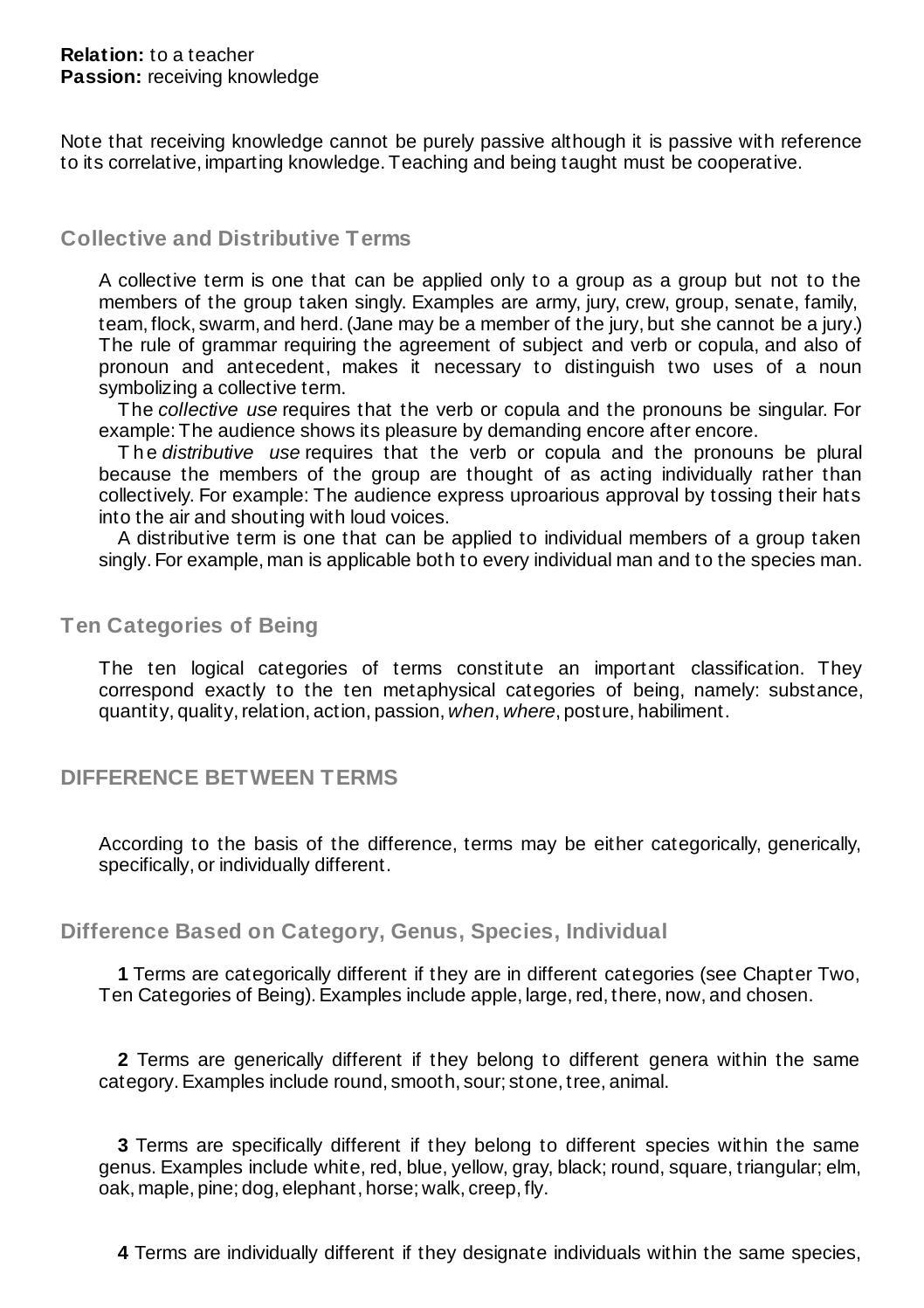 3634 the trivium the liberal arts of logic grammar and rhetoric