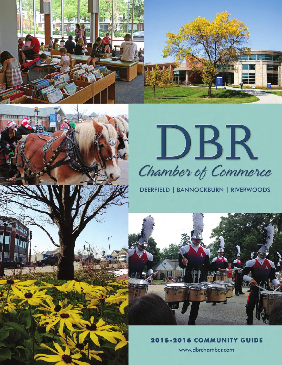 Deerfield, Bannockburn, and Riverwoods Community Guide by Town ...