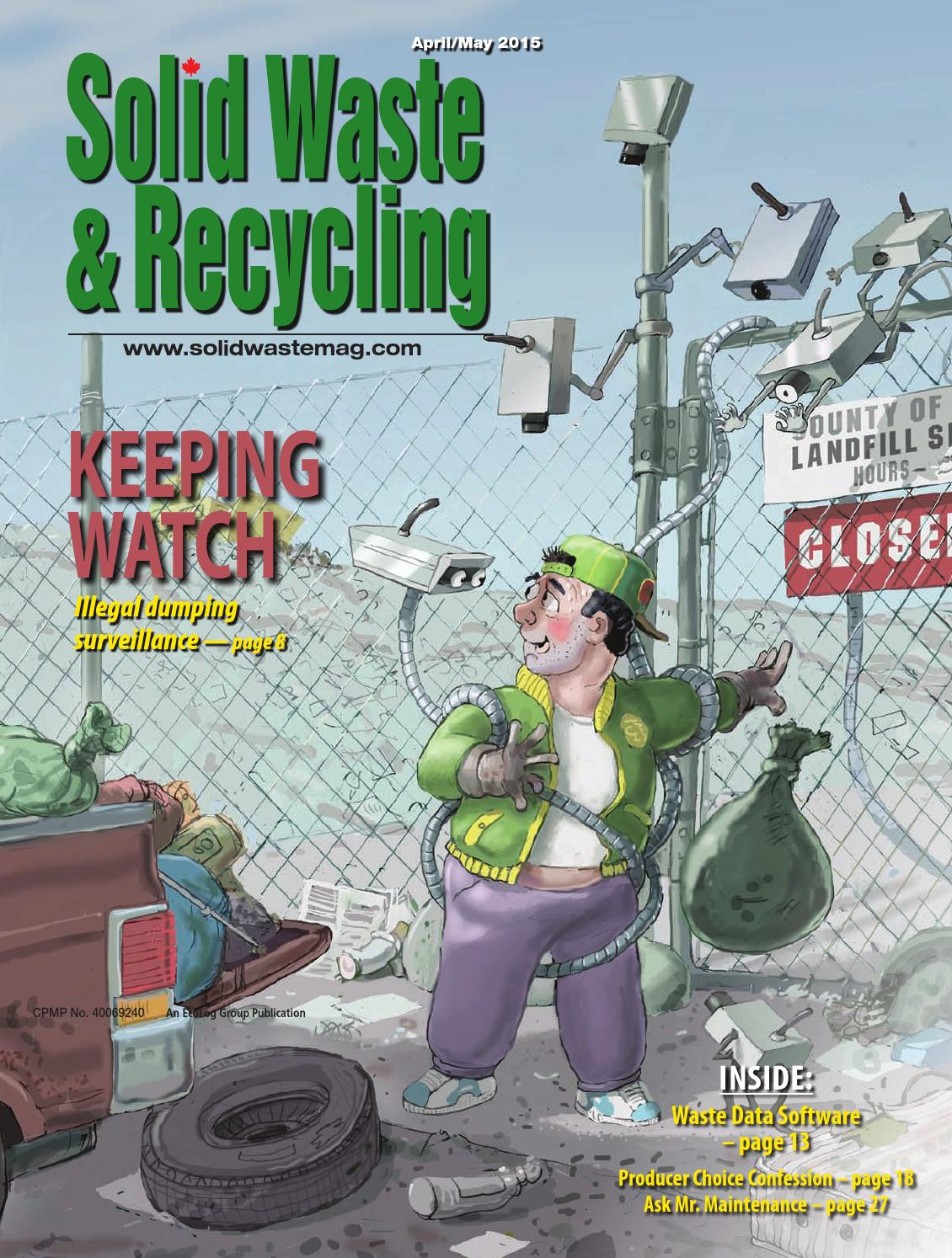 Solid Waste & Recycling April / May 2015 by Solid Waste & Recycling ...