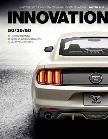 c2c2dd2ad64 Innovation Winter 2015: 50/35/50 by Industrial Designers Society of ...