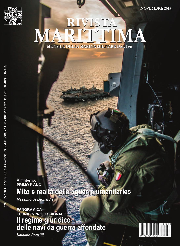 Rivista marittima novembre 2015 by Rivista Marittima - issuu 6c476e0c0a15
