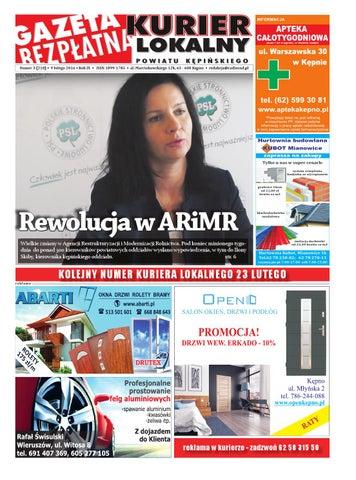 Gazeta Bezplatna Kurier Lokalny 210 By Michal Zaczyk Issuu