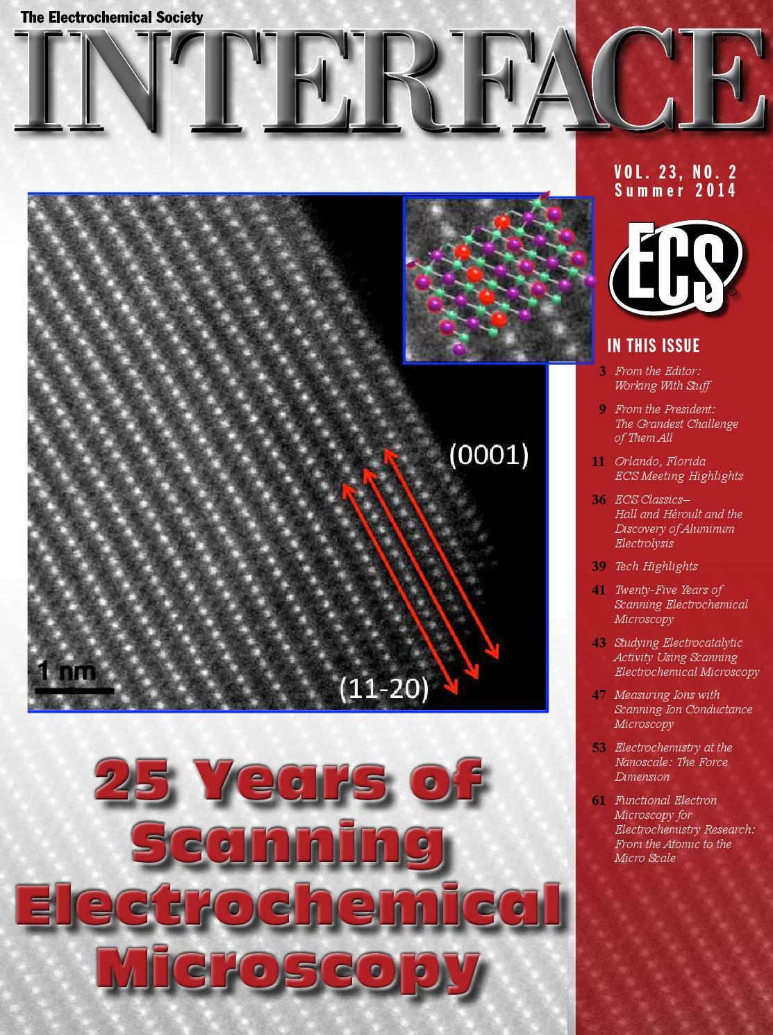 Interface Vol 23 No 2 Summer 2014 By The Electrochemical Society Practical Design Of Mixer Converter Circuits February 1941 Qst Rf Issuu