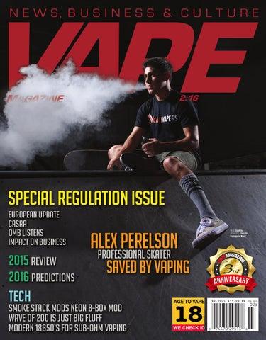 VAPE Magazine February By Matt Schramel Issuu - Free excel invoice template best online vape store