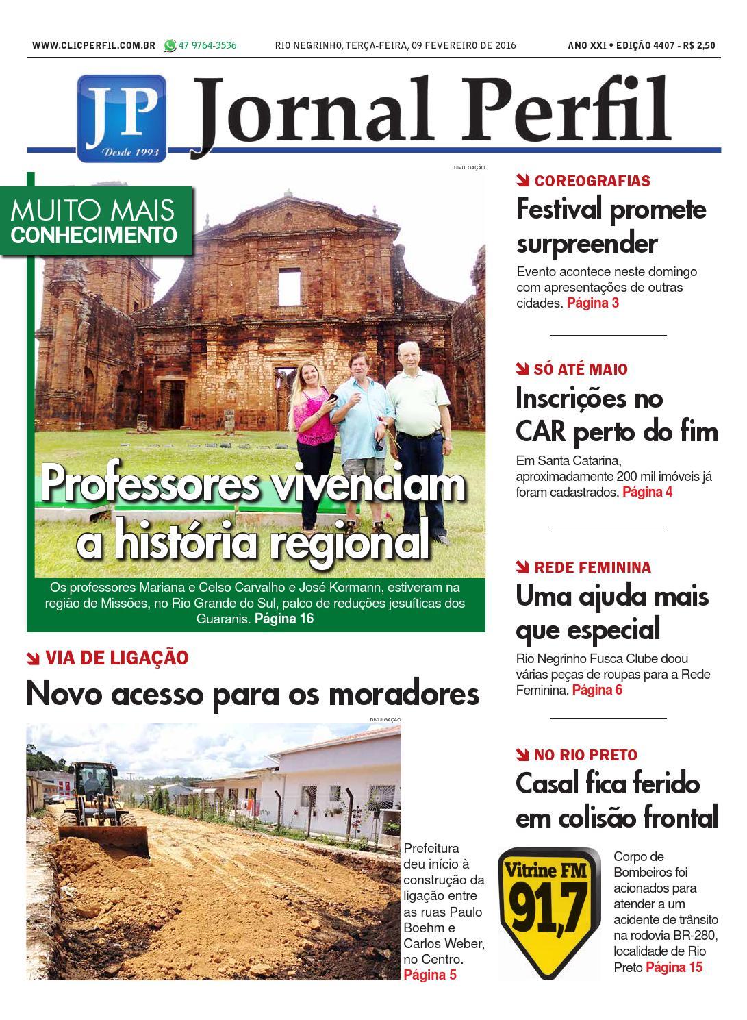 4d42e820bab Jornal perfil 09 02 16 by Jornal Perfil - issuu