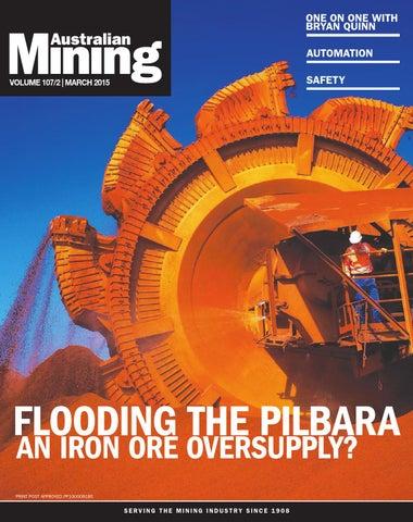 australian mining march 2015