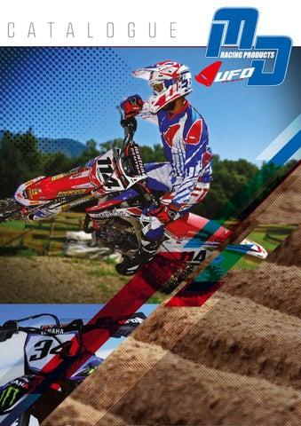 43-45 Ufo Motocross Enduro MTB Long over the knee socks with lycra Medium