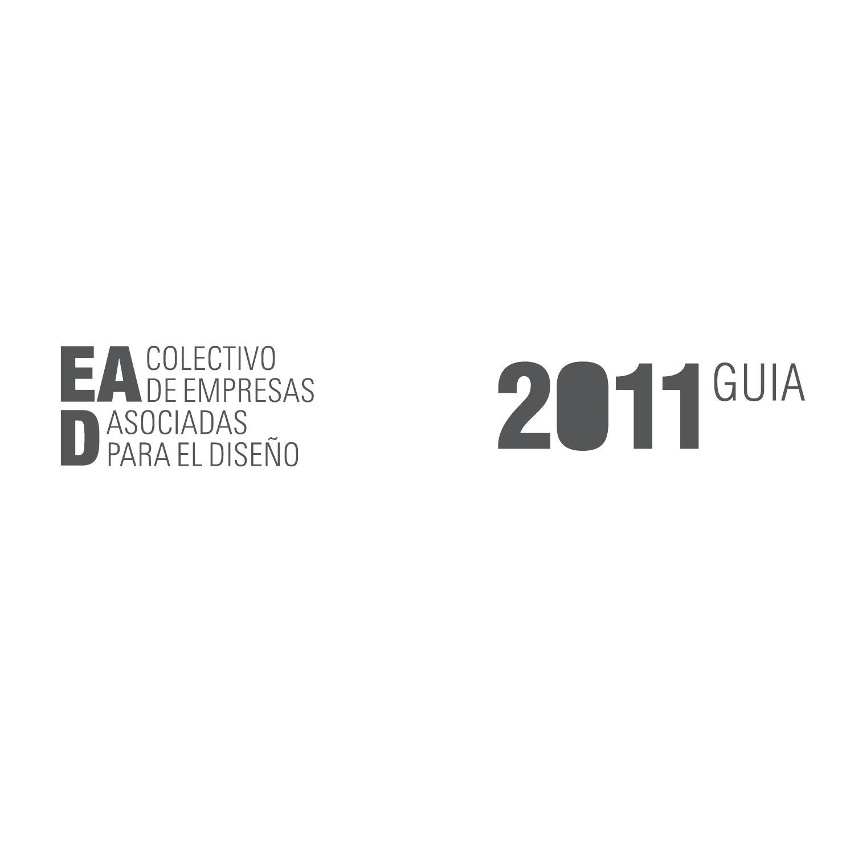 Guia Ead 2011 By Colegio Oficial Dise Adores De Interior De La  # Muebles Peiro Quart De Poblet