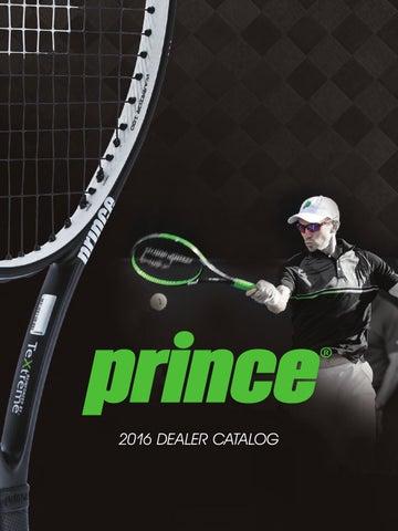 96f9a3ee Catálogo Prince Tenis 2016 by BM Sportech IB, S.L. - issuu