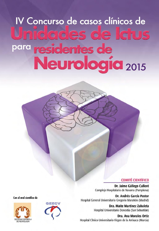 IV Concurso de casos clínicos de Unidades de Ictus para residentes ...